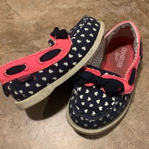Cute little baby size 5 loafers